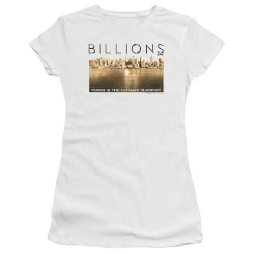 Image for Billions Girls T-Shirt - Golden City