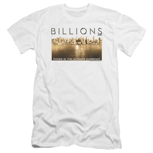 Image for Billions Premium Canvas Premium Shirt - Golden City