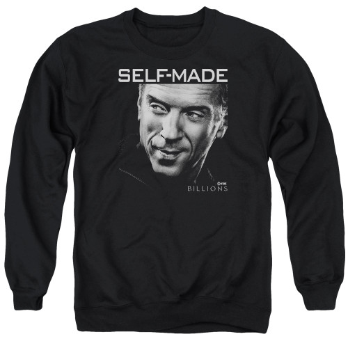Image for Billions Crewneck - Self Made