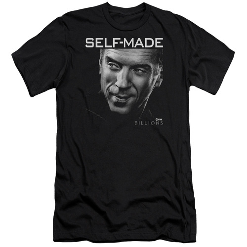 Image for Billions Premium Canvas Premium Shirt - Self Made