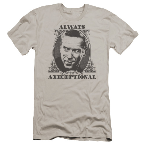 Image for Billions Premium Canvas Premium Shirt - Axceptional