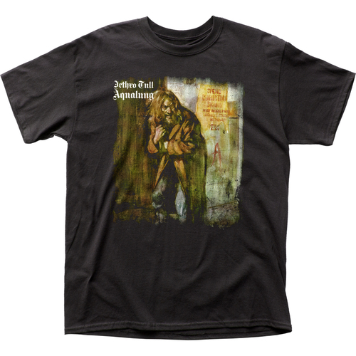 Image for Jethro Tull Aqualung T-Shirt