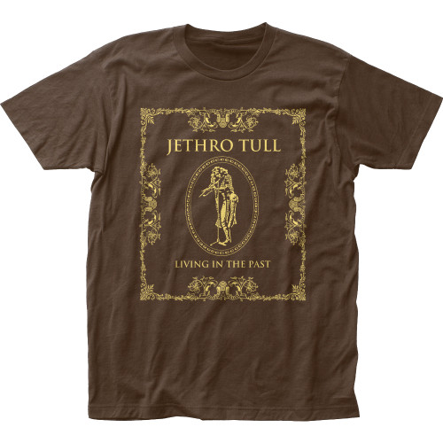 Image for Jethro Tull Living in the Past T-Shirt