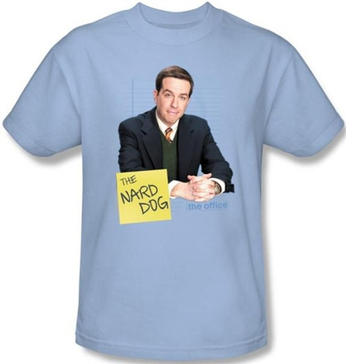 Image Closeup for The Office the Nard Dog T-Shirt