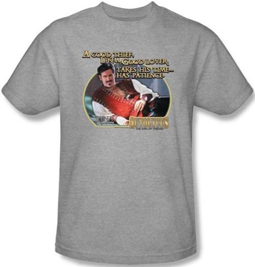 Image for Xena Warrior Princess A Good Thief T-Shirt