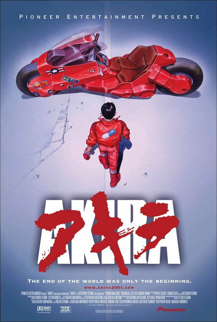Image for Akira Poster