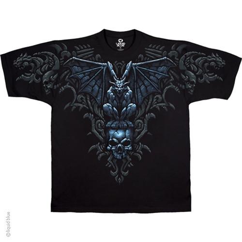 Image Closeup for Gargoyle T-Shirt