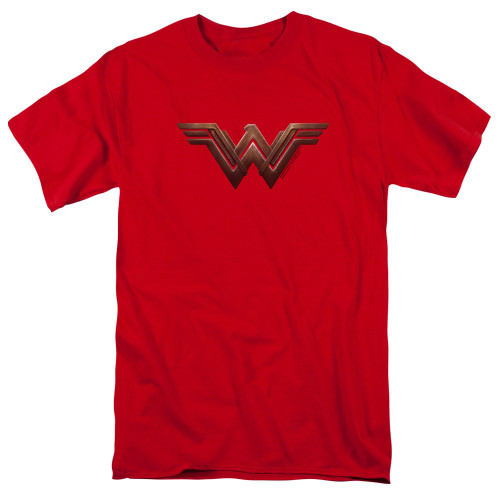 Image for Wonder Woman Movie T-Shirt - Wonder Woman Logo