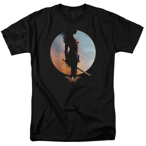 Image for Wonder Woman Movie T-Shirt - Wisdom and Wonder