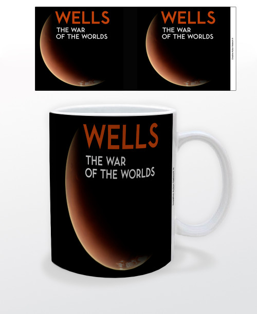 Image for The War of the Worlds Coffee Mug