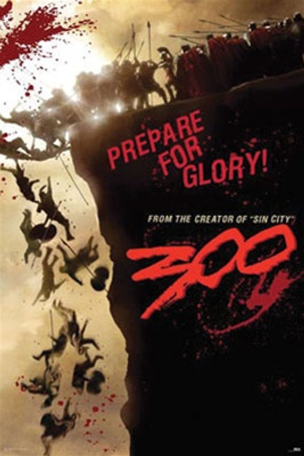 300 Poster - Movie