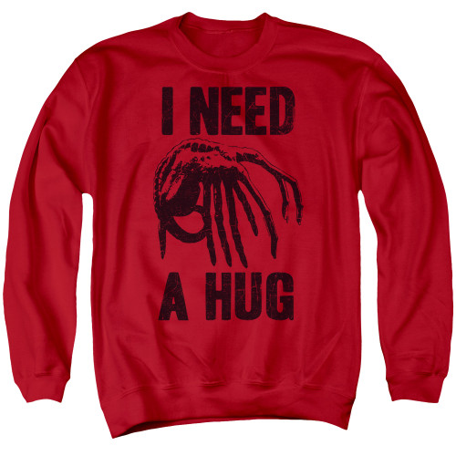 Image for Alien Crewneck - Need a Hug
