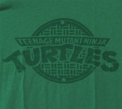 Image for TMNT Logo T-Shirt