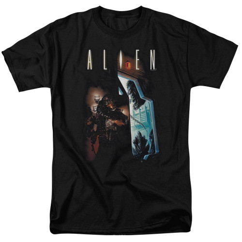 Image for Alien T-Shirt - Around the Corner