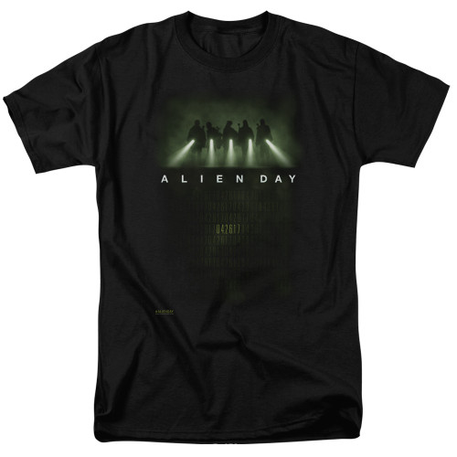 Image for Alien T-Shirt - Alien Day 2017