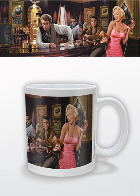 Image for Java Dreams Chris Consani Coffee Mug