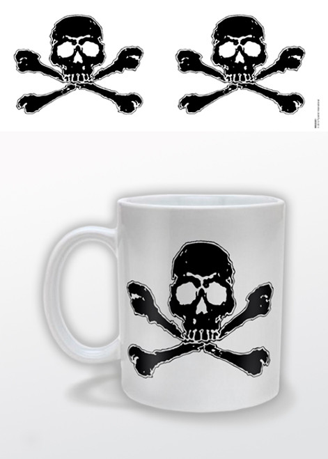 Image for Skull & Crossbones Coffee Mug