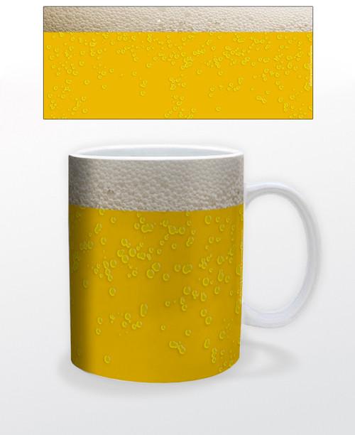 Image for Beer Foam Coffee Mug