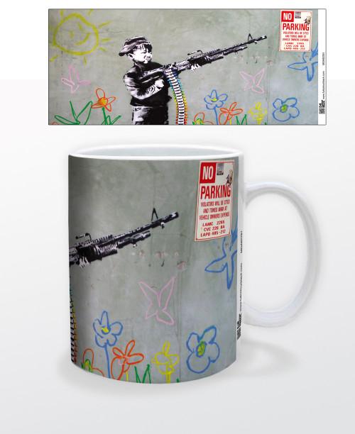 Image for Crayon Shooter Coffee Mug