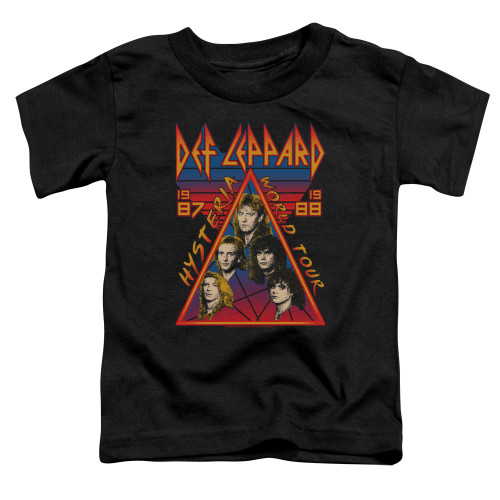 Image for Def Leppard Hysteria Tour Toddler T-Shirt