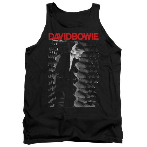Image for David Bowie Tank Top - Station to Station