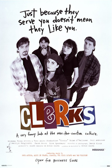 Image for Clerks Poster - One Sheet