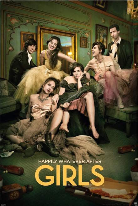 Image for Girls Poster - Season 3