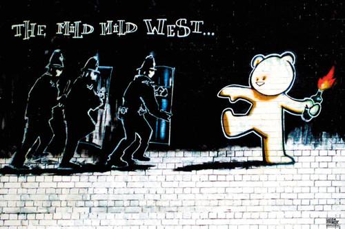 Image for Mild Mild West Poster