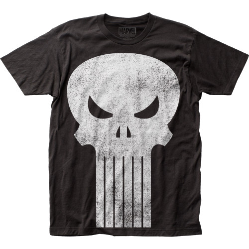Image for The Punisher T-Shirt - Teeth Logo