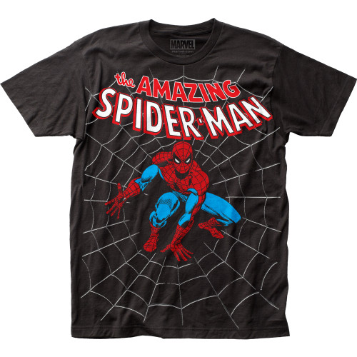 Image for Spider-Man T-Shirt - Amazing Big Print