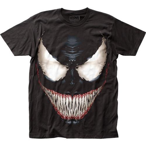 Image for Venom T-Shirt - Sinister Smile