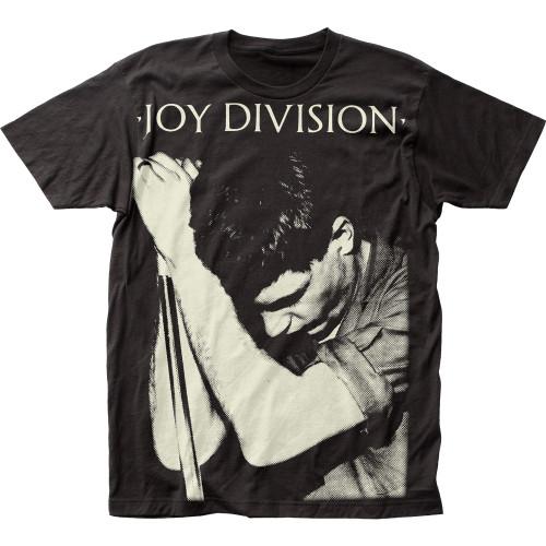 Image for Joy Division T-Shirt - Ian Curtis Big Print
