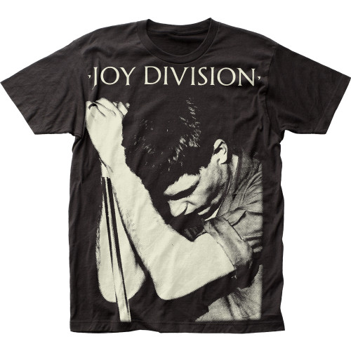 Image for Joy Division T-Shirt - Ian Curtis Big Print