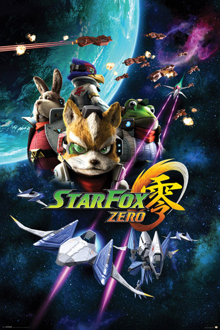 Image for Star Fox Zero Poster