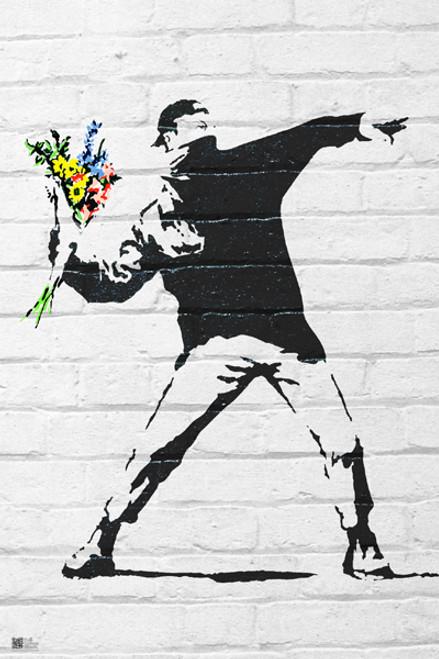 Image for Flower Bomber Poster
