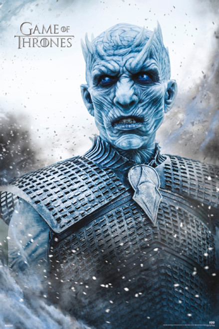 Image for Game of Thrones Poster - Night King