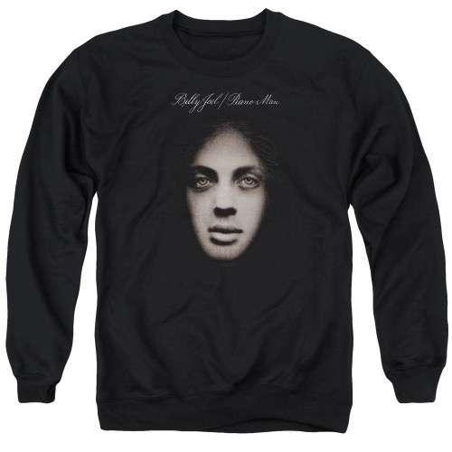 Image for Billy Joel Crewneck - Piano Man Cover