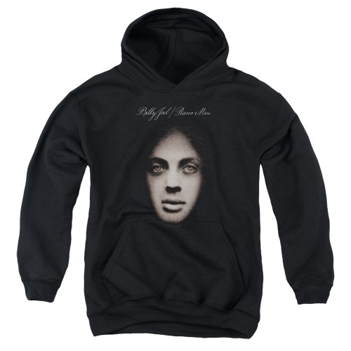 Image for Billy Joel Youth Hoodie - Piano Man Cover