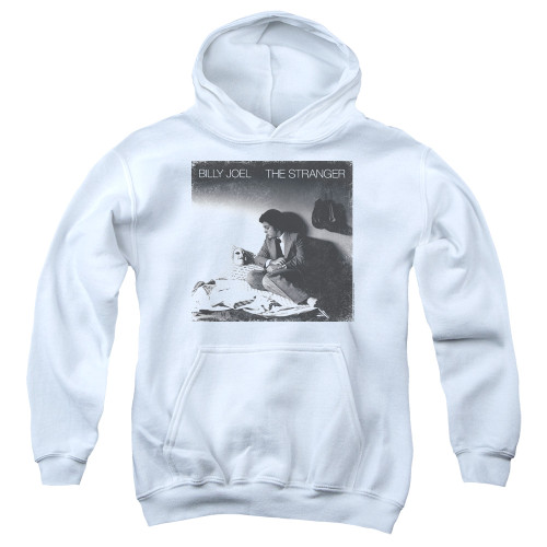 Image for Billy Joel Youth Hoodie - The Stranger