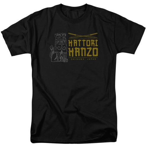 Image for Kill Bill T-Shirt - Hanzo Swords