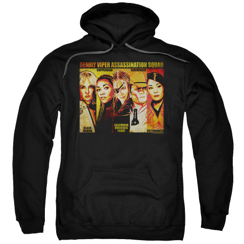 Image for Kill Bill Hoodie - Deadly Viper Assassination Squad