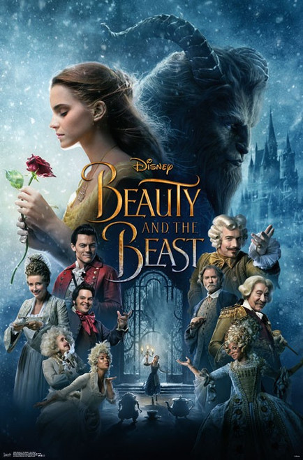 Image for Beauty & the Beast Poster - One Sheet