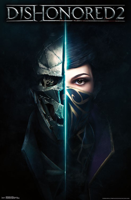 Image for Dishonored 2 Poster - Shadows