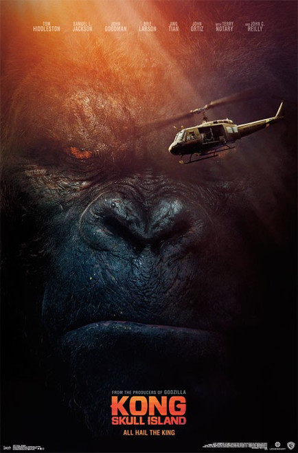 Image for Kong Poster - Chopper