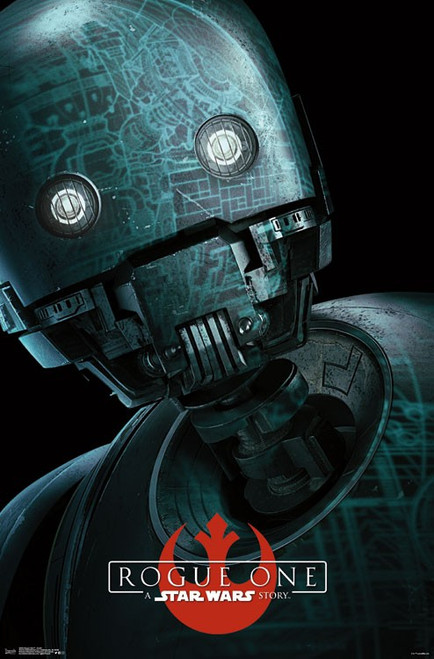 Image for Rogue One Poster - Droid