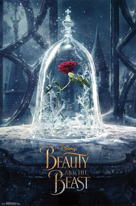 Image for Beauty & the Beast Poster - Teaser