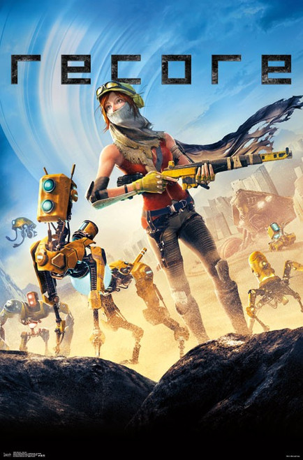 Image for Recore Poster - Key Art