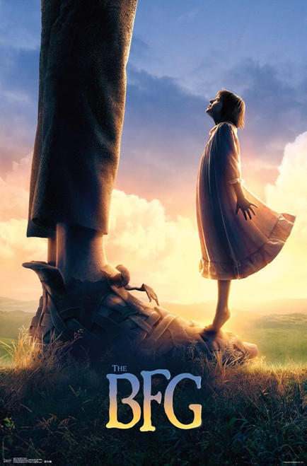 Image for The BFG Poster - Teaser