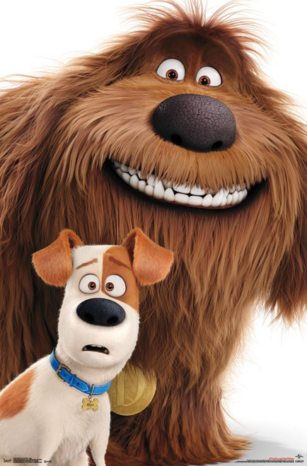 Image for Secret Life of Pets Poster - Duo
