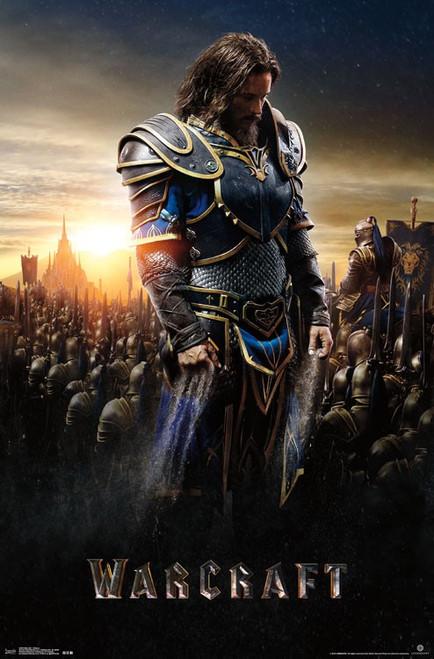 Image for Warcraft Poster - Alliance